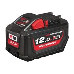 MILWAUKEE M18 HB12 akumulátor HIGH OUTPUT™ 18 V, 12,0 Ah