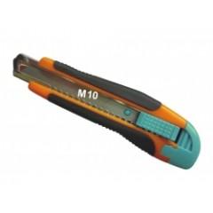 Baupro M10 ulamovací nôž 18mm + 2 náhradné čepele 875510