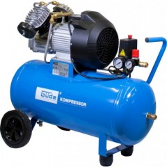 GUDE 400/10/50 N kompresor olejový 2-valcový