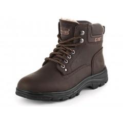 Pracovná obuv ROAD GRAND WINTER, zimná, hnedá