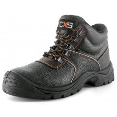 Pracovná obuv STONE APATIT S3 zimná čierna v.42
