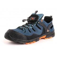 Pracovná obuv sandál CABRERA S1 čierno-modrá