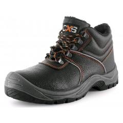 Pracovná obuv STONE APATIT O2 zimná čierna