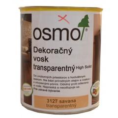 OSMO 3127 vosk dekoračný transp. savana 2,5l