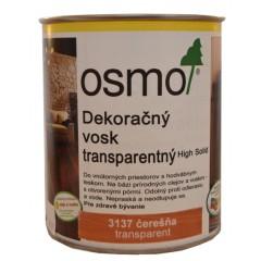 OSMO 3137 vosk dekoračný transp. čerešňa 0,75l