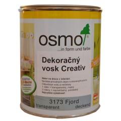 OSMO 3173 dekoračný vosk Creativ fjord 0,75l