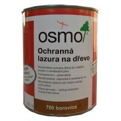 OSMO 700 ochranná olejová lazúra borovica 2,5l
