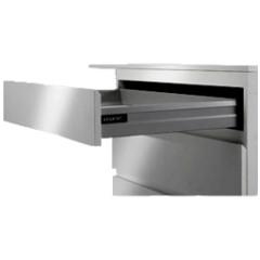 Výsuv zásuvkový SMARTBOX 116/550mm šedý