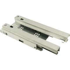 Výsuv zásuvkový ložiskový 550mm skryty s brzdou