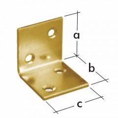 Uholnik montazny KS 2,    D 0022 (40x40x40x2)