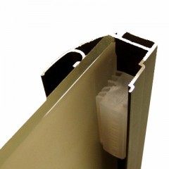 LAGUNA-klin na upevnenie skla 4/6mm 8176