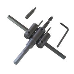 Nastavitelny vykruzovaci vrták .pr.30-120mm