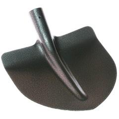 Lopata srdcovka bez  nasady (kladivkovy lak)