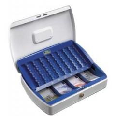 Kazeta na  EURO peniaze  255x200x75mm