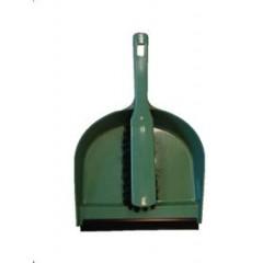 Lopatka (smetar) s metličkou