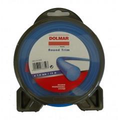 Lanko žacie  1,6mm/15m DOLMAR okrúhle 236.224.808
