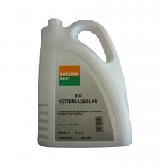 Olej na mazanie pílovej reťaze Bio KS68 5l   Gardens Best