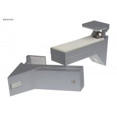 Podperka pod policu KALABRONE Al 8-30 mm (2ks)