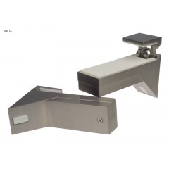 Podperka pod policu KALABRONE Nerez 8-30 mm (2ks)