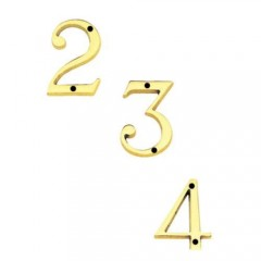 Číslo dverové 50mm   2