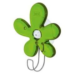 KOZIOL A-PRIL vešiak zelená