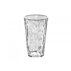 KOZIOL CRYSTAL 2.0 L  pohár 400ml číra
