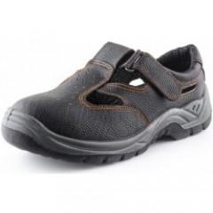 Pracovná obuv STONE NEFRIT O1 čierna v.38