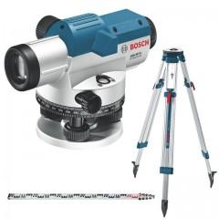 BOSCH GOL 26 G Professional plus BT160 a GR500