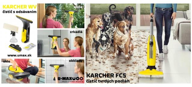 karcher FC5, karcher WV